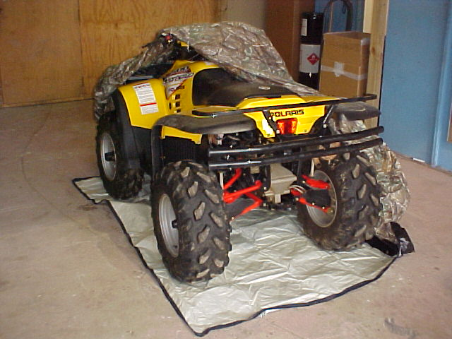 Rust Protection for ATVs