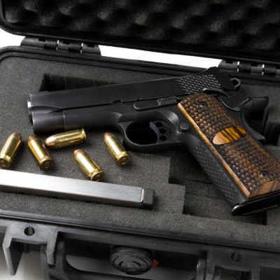 prevent gun rust